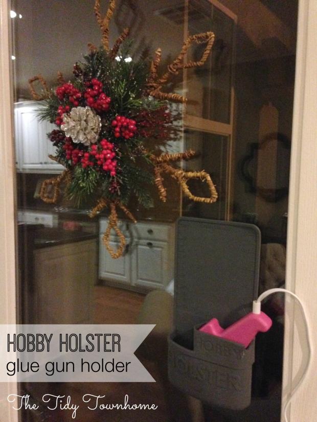 Hobby Holster door